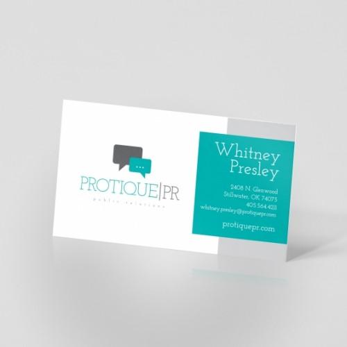 One sided business card one sided business card colourmoves